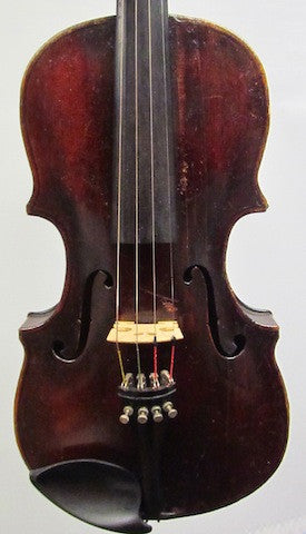 Violin - Joh. Bapt. Schweitzer/Amati Copy, Full Size, Circa Late 1800s - USED