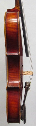 Violin - Friedrich August Heberlein, Strad Copy, Full Size, Circa 1905 - USED