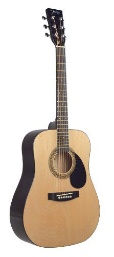 Johnson JG-610-NA-1/2 Children's Size Natural Acoustic Guitar