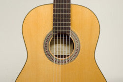 Antonio Hermosa AH-15 Flamenco Acoustic Classical Guitar - USED