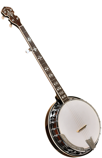 Gold Tone BG-150F Resonator Banjo - B Stock, Slight 2nd