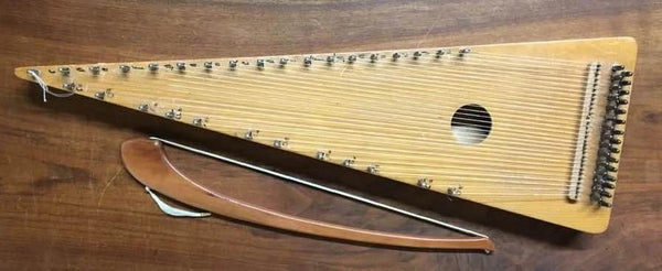 30-String Bowed Psaltery - USED