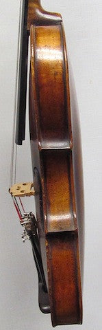 Violin - 4/4 Full Size, Carlo Annibale Tononi Copy, Circa Late 1800s with Hard Case Included - USED (A-1)