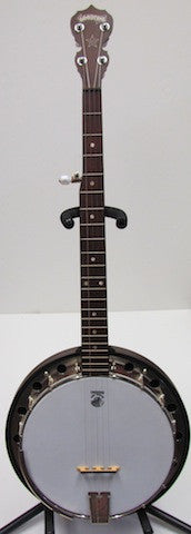 Deering Classic Goodtime Two Resonator Banjo
