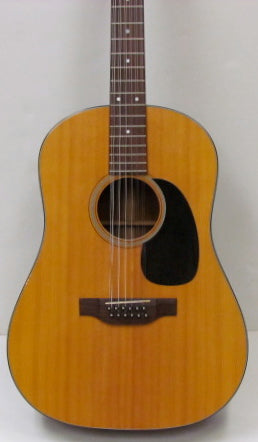Martin 1971 D12-20 12-String Acoustic Guitar - USED