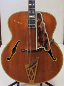 D'Angelico 1947 New Yorker Archtop Acoustic Guitar - USED