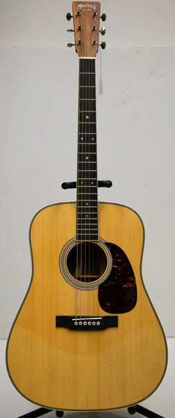Martin 2011 CS35-11 Custom Shop Acoustic Guitar - USED