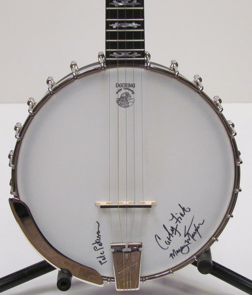 Deering 2014 Eagle II Open Back Banjo - USED