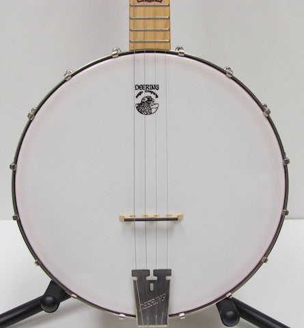 Deering Goodtime Plectrum Open Back Banjo