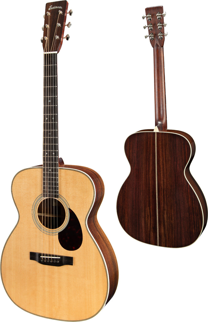 Eastman Traditional Series E8OM Acoustic Guitar - SOLD