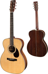 Eastman Traditional Series E8OM Acoustic Guitar