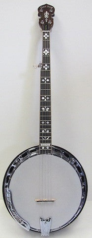 Gold Tone Orange Blossom LIGHT WEIGHT OB-250-LW Resonator Banjo
