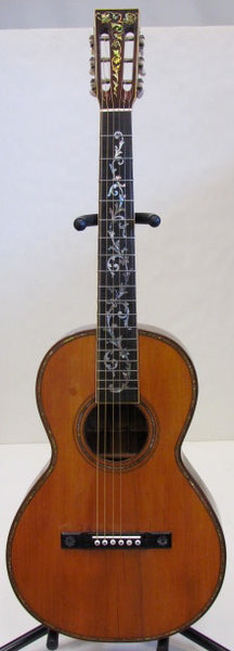 H.F. Meyers (poss. Larson Brothers) Circa 1910 Acoustic Guitar - USED