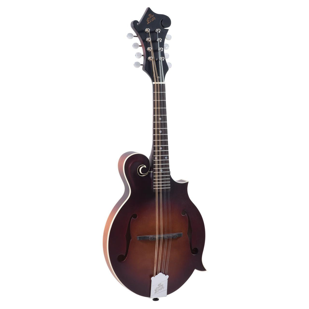 The Loar LM-310FE-BRB Honey Creek F-Style Acoustic-Electric Mandolin