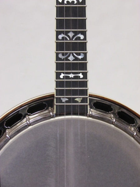 Wildwood Paragon/Soloist Custom Resonator Banjo