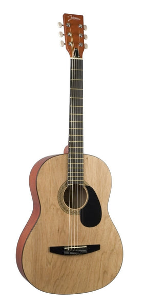 Johnson JG-100-NA Natural Acoustic Guitar