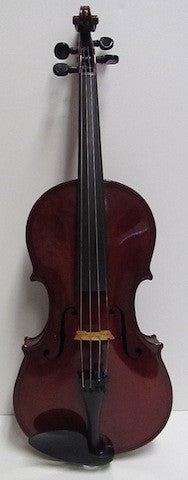Violin - 4/4 Full Size Joh. Bapt. Schweitzer Copy, Circa 1920s - USED (G-7)