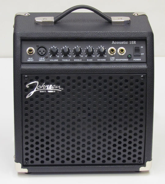 Johnson JA-015-AR Standard Acoustic Amp