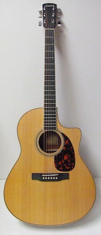 Larrivee LV-03E Acoustic-Electric Cutaway Guitar
