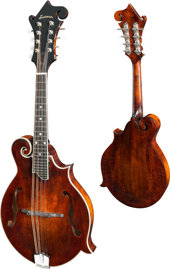 Eastman MD515 F-Style Acoustic-Electric Mandolin