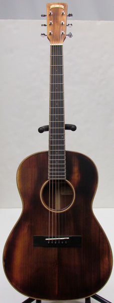 Morgan Monroe MG-0014 Time Worn Acoustic Guitar Package