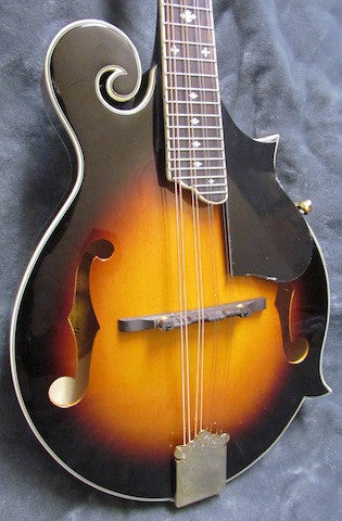 Morgan Monroe MM-100-SBC F-Style Mandolin