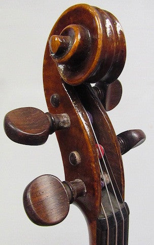 Violin - Mittenwald School, Amati Copy, Full Size, Circa Late 1800s/Early 1900s - USED