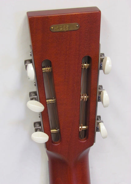 National 2014 NRP Steel Round-Neck Resophonic Guitar - USED