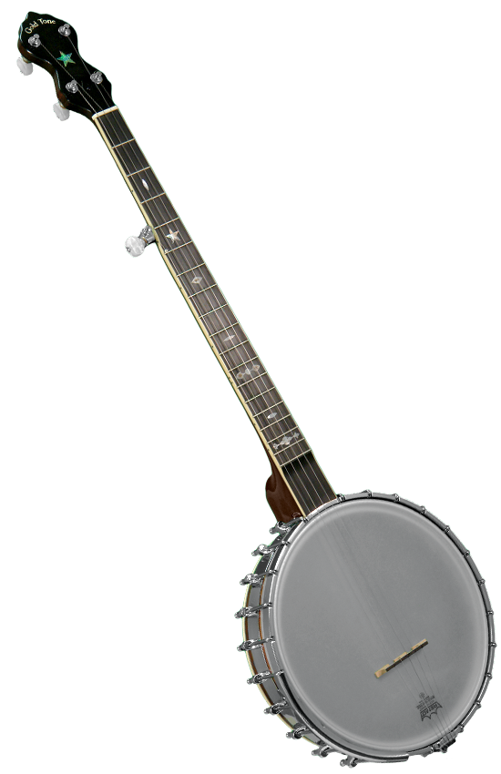 Gold Tone Old Time OT-800 Open Back Banjo