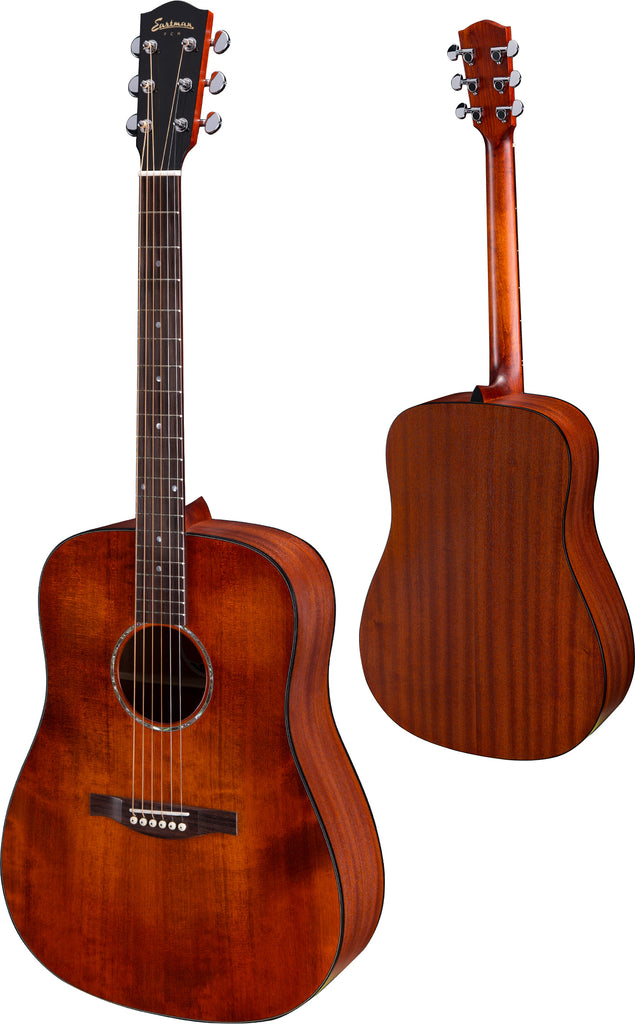 "Eastman Pacific Coast Highway ""PCH"" Series PCH1-D-CLA Acoustic Guitar"