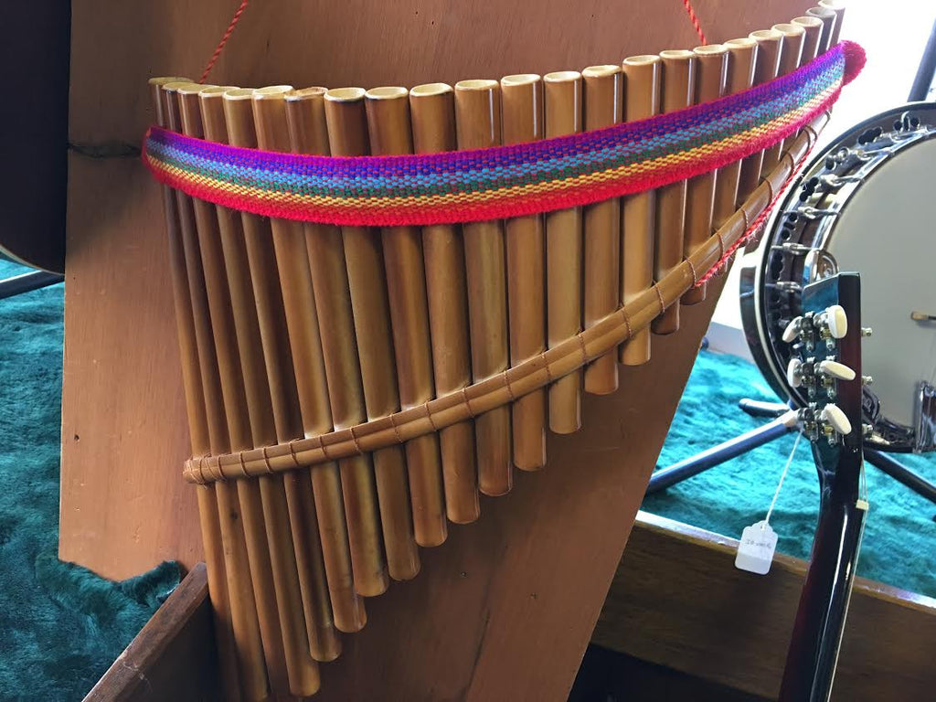 Panpipes - Cusco 3-Octave Andean Panpipes