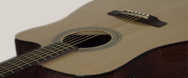 Recording King RD-06-CE Acoustic-Electric Cutaway Guitar