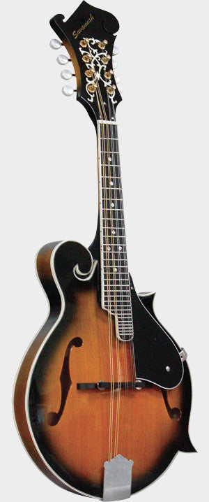Savannah SF-100 Sunburst F-Style Mandolin