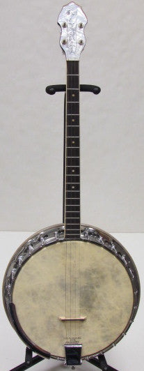 Bacon and Day Circa 1940s Senorita Tenor Banjo - USED