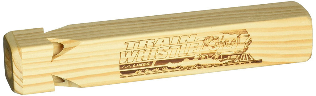 Whistle - 8 inch Wooden Train Whistle