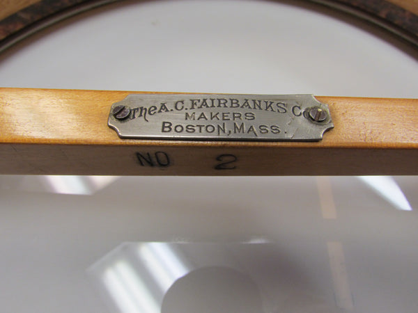 Fairbanks circa 1906-1909 Original Whyte Laydie Open Back Banjo - USED