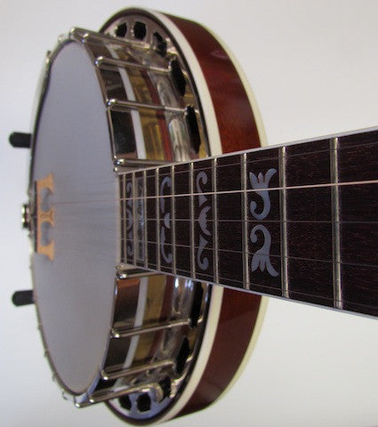 Williams 2008 Kenny Ingram Resonator Banjo - Only 25 Made - USED
