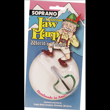 Jaw Harp (Mouth Harp) - Various Sizes/Keys