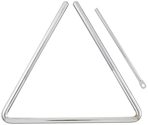 "Triangle - 8"" Triangle with Striker"