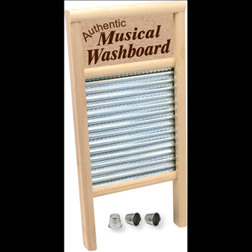 Washboard - 1st Note Musical Washboard