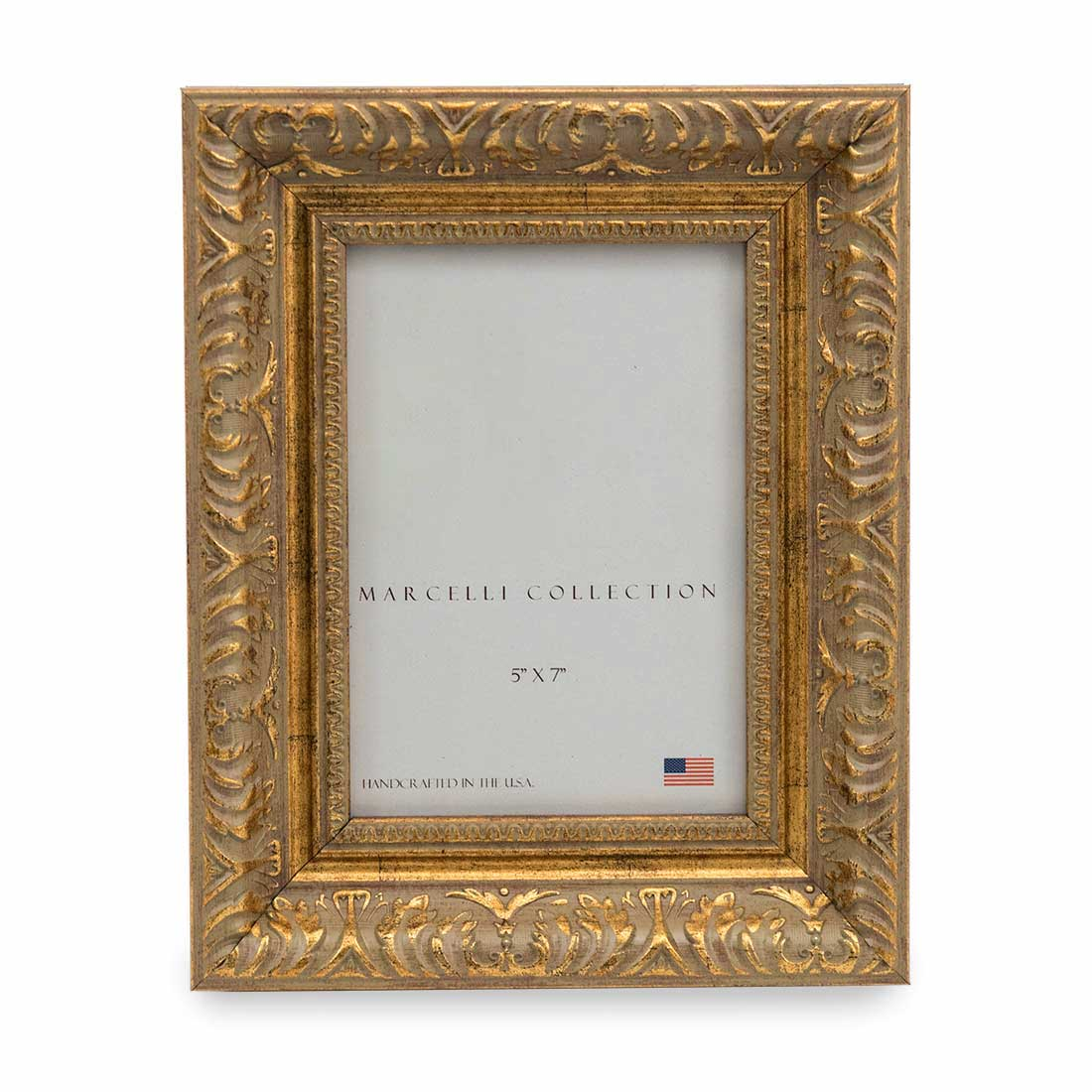 de Young & Legion of Honor Museum Stores | Gold Feathers 5x7 Frame