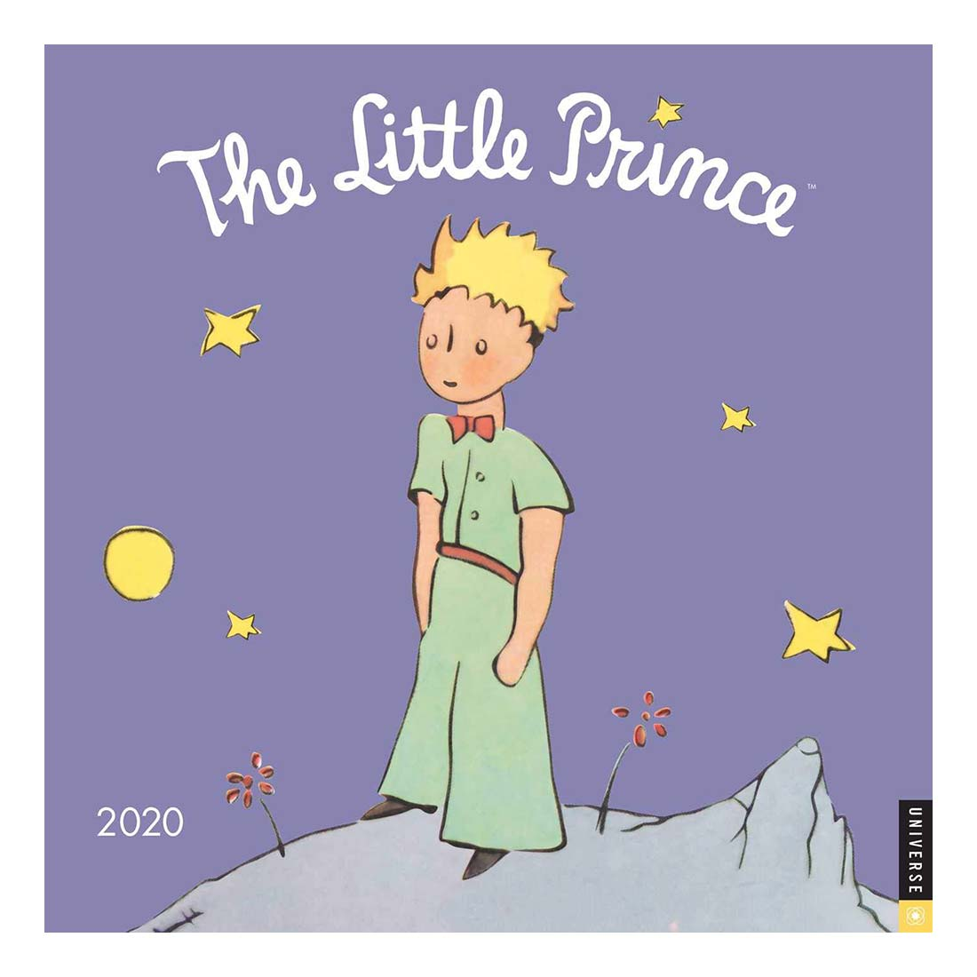 Prince Calendar 2020 de Young & Legion of Honor Museum Stores | The Little Prince 2020