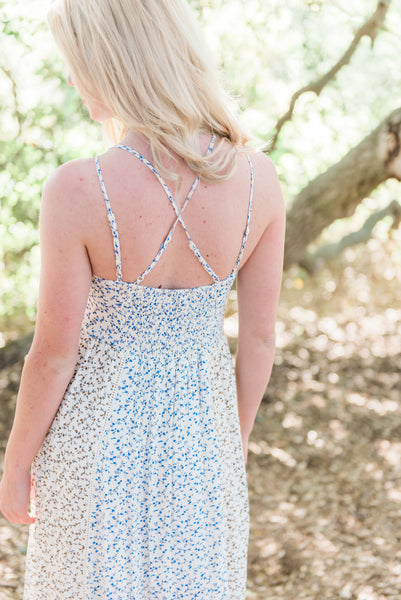 The Perfect Picnic Floral Dress