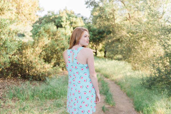 The Watermelon Dress
