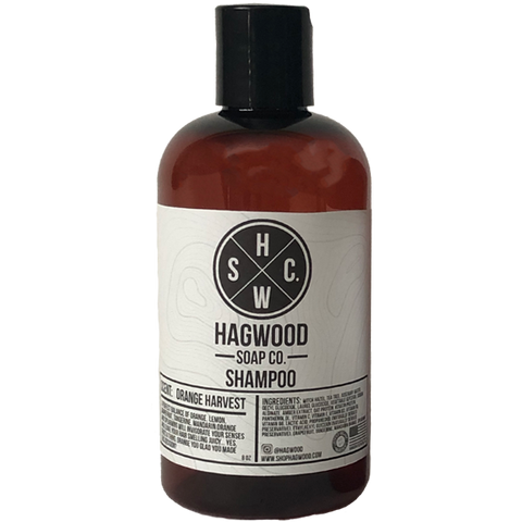 Orange Harvest Shampoo - Hagwood