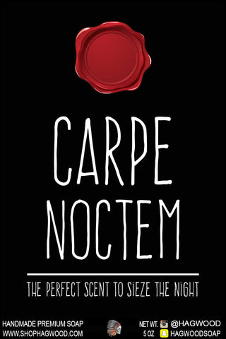 Carpe Noctem Limited Edition - Hagwood
