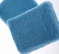 Microfiber Applicator Pads (Blue) - 4 Pack