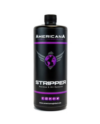 Americana Global - Stripper Residue & Oil Remover