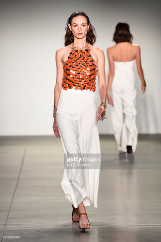 Georgina Herrera x Flying Solo NYFW