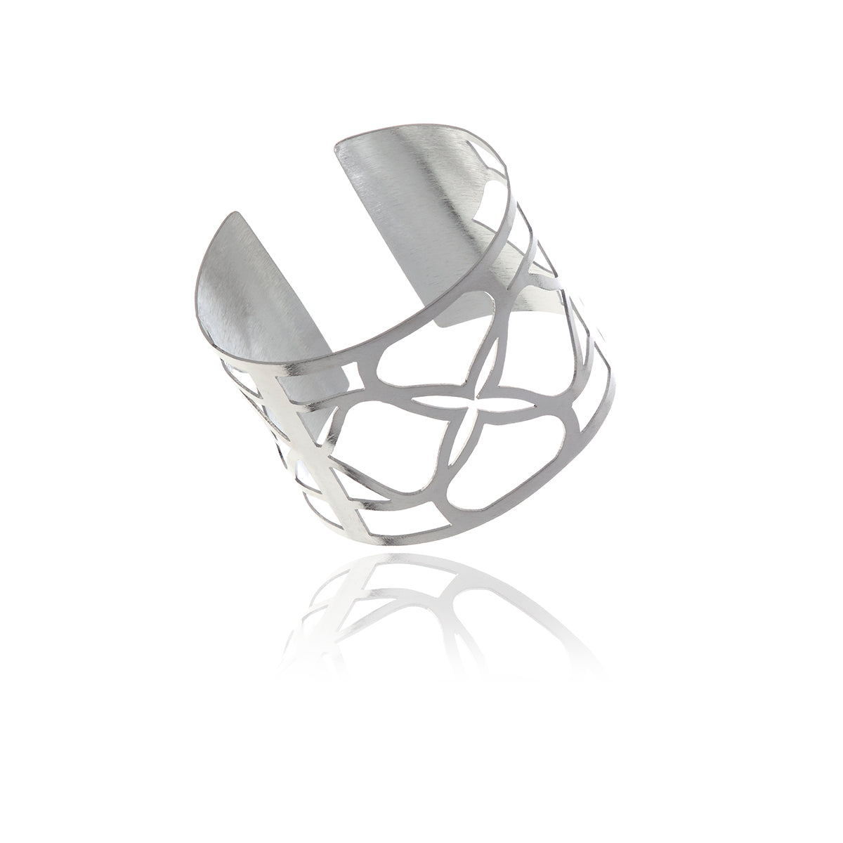 Signature Cuff Bracelet - Georgina Jewelry